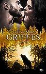 Griffes, tome 3 : Ryder par Ryan