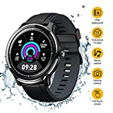 SmartWatch,Reloj Inteligente Impermeable IP68,Bluetooth Relojes Deportivos...