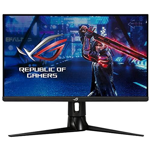 ASUS ROG Strix XG27AQM - Monitor HDR Gaming 27 Pulgadas, WQHD (2560x1440, Fast IPS, OC. 270 Hz, 0.5 ms GTG, ELMB Sync, G-Sync Compatible, DisplayHDR 400), Negro