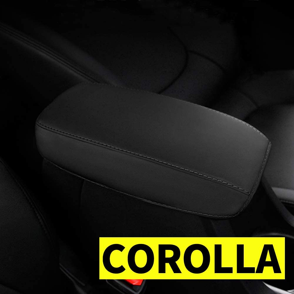 wholesale JXCRAFT Automotive Center Console Cover 2021 new Toyota Faux Corolla for