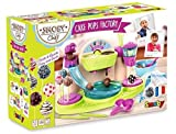 Smoby - 312103 - Chef Cake Pops Factory - Nombreuses Fonctions - 5 Fiches Recettes...