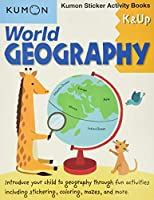 World Geography: Kumon Sticker Activity Books K & Up