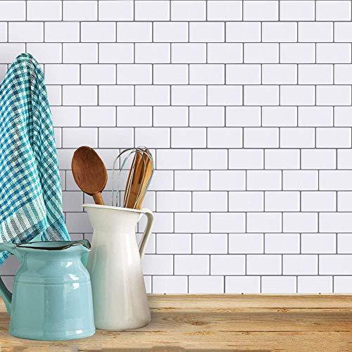 NYMZR Wandpaneel-Dusche Wandpaneel-Bad Wandpaneel-Küche Wandpaneel, sehr gut geeignet für Bad, Küchenwand