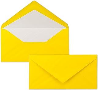 Blake Creative Colour C5 162 x 229 mm 120 g//m/² Enveloppes Bande Adh/ésive Bo/îte de 25 45304 Jaune d/œuf