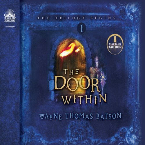 The Door Within audiobook cover art