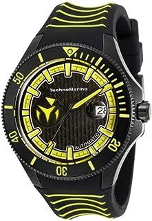 Technomarine Cruise TM-118114 - Reloj de pulsera para mujer (cuarzo, esfera plateada)