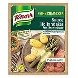 Knorr Feinschmecker Hollandaise Frühlingskräuter Soße