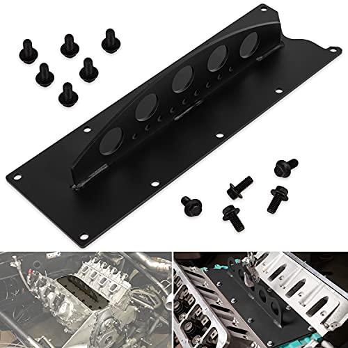 Black Heavy Duty Lift Plate For LSX LS Engine LS1 LS2 LS3 LQ4 6.0 6.2 5.3 4.8 Gen III