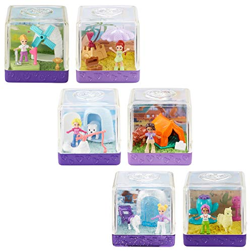 Polly Pocket SURP SND DRMA 2 PK Surtido