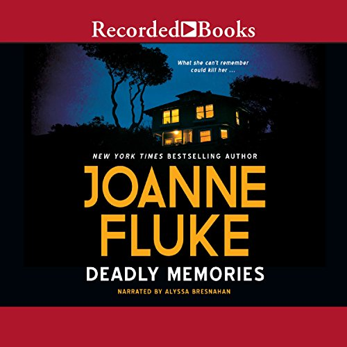 Deadly Memories audiobook cover art
