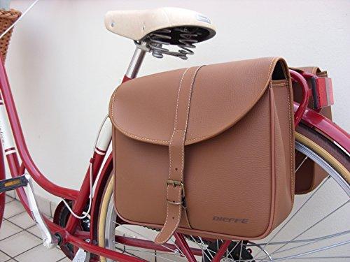 Borsa posteriore per bici bicicletta al portapacchi eco...