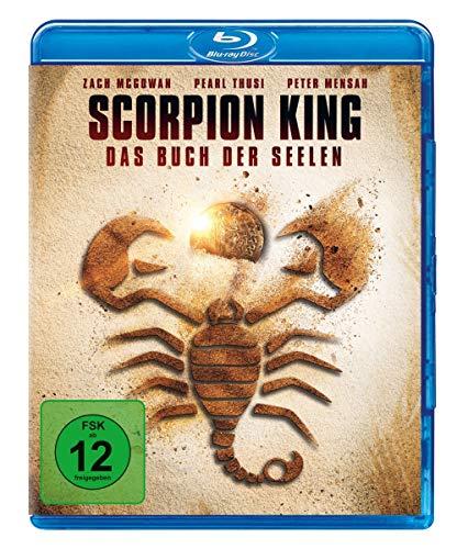 Scorpion King - Das Buch der Seelen [Blu-ray]