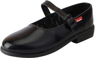 BATA Girl's Ultra Light Ballerina School Shoes