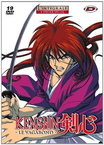 Kenshin Le Vagabond-Intégrale TV (Inclus épisode spécial)