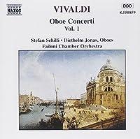 Vivaldi: Oboe Concerti Vol.1 (1994-06-28)