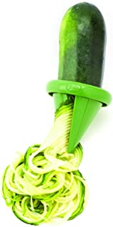 MSC International 26511 Harold Import Co Veggie Spiral Strip Slicer, 3