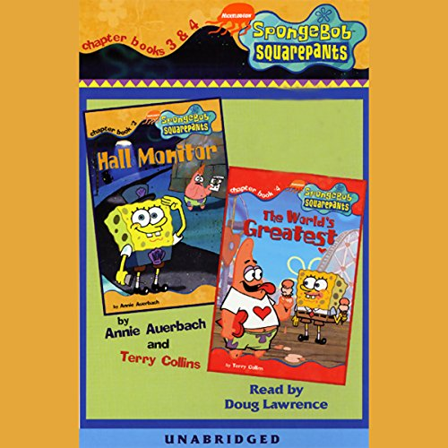 SpongeBob SquarePants: #3: Hall Monitor; #4: The World's Greatest Valentine