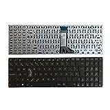 IFINGER Teclado para ASUS X553M EN ESPAÑOL Negro Nuevo SP Keyboard New