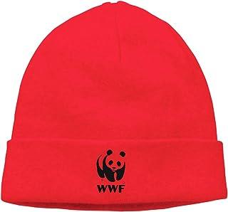 WWF保護協会パンダ ニット帽