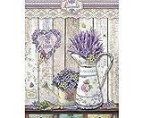 La Carta Di Riso, Lavanda E Teiere, La Stamperia, A4, Decoupage Carte Di Riso, Hobby, Colori