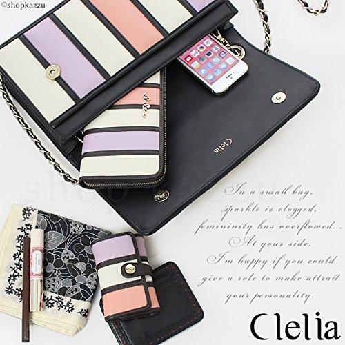 Clelia(クレリア)『ベレッサショルダーバッグ』