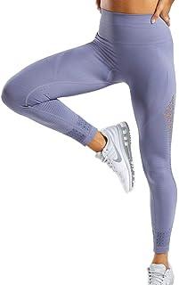 Seamless Leggings Women Fitness Yoga Pants, High Waist Booty Leggings Stretchy Tights Women Leggings Sport Hip Fitness