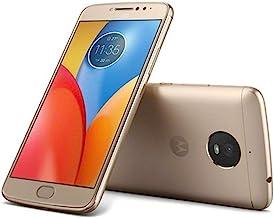 "Motorola moto e⁴ XT1765 16GB Smartphone 8MP 5.0"" HD Android 7.1 Nougat (Fine Gold) T-Mobile"