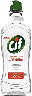 CIF Desinfectante Multiusos con Alcohol 900ml