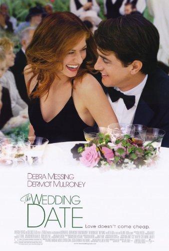 The Wedding Date Poster 27x40 Debra Messing Dermot Mulroney Holland Taylor