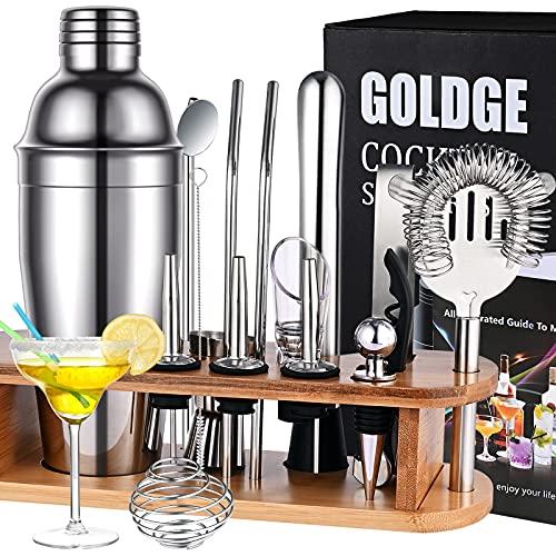 GOLDGE Shaker 18 Teiliges Mixer Bild