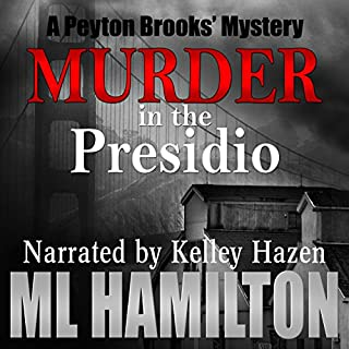 Murder in the Presidio audiobook cover art