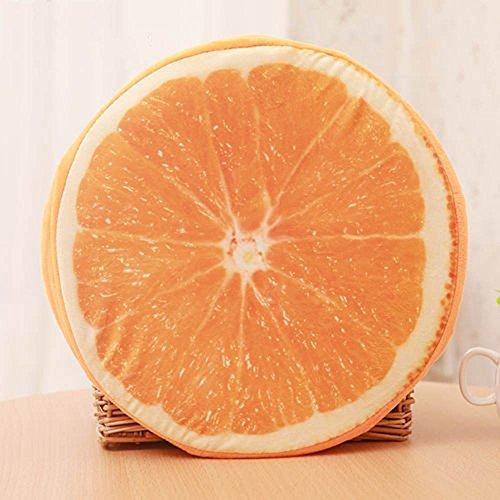Zaixi Tabouret Tabouret De Rangement Peut Asseoir Les Gens Réduire Tabouret Pour Enfants Jouets Multi-fonction Tissu Durable (Couleur : Orange)