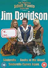 Jim Davidson - Comedy Collection - 3-DVD Box Set ( Sinderella Live / Boobs in the Wood / Sinderella Comes Again ) ( Jim Davidson's Sinderella Live / Jim Davidson's Boobs in the Woo [ NON-USA FORMAT, PAL, Reg.2.4 Import - United Kingdom ]