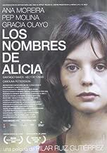 Los Nombres De Alicia [Import espagnol]