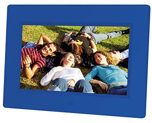 "Braun Photo Technik DigiFrame 709 Marco fotográfico Digital 17,8 cm (7"") Azul - Marco Digital (17,8 cm (7""), 800 x 480 Pixeles, TFT-LCD, 250 CD/m², 400:1, 4:3,16:9)"