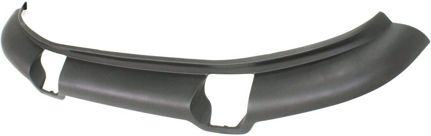 Make Auto Parts Manufacturing Lower Front Valance Air Deflector Textured For Ford F150 2007 2008 FO1093108