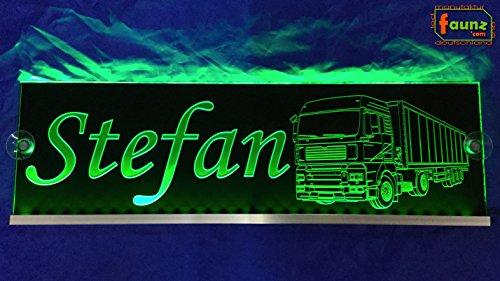 'Grand panneau camion Truck Ampoule LED\