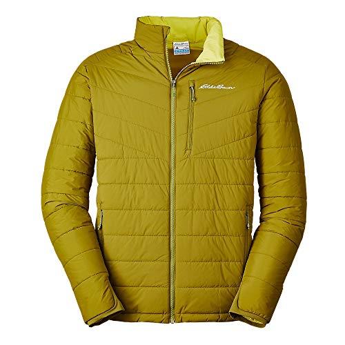 Eddie Bauer Men's IgniteLite Stretch Reversible Jacket, Fern Regular M