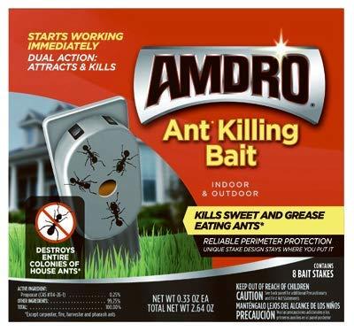 Amdro Stakes Ant Killer 8 pk
