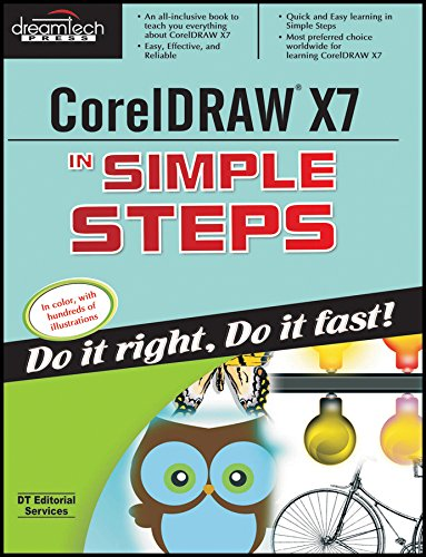 Price comparison product image Coreldraw X7 in Simple Steps