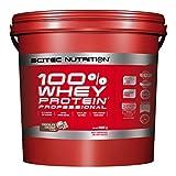 SCITEC NUTRITION - 100% WHEY PROFESSIONAL 5 KG Cioccolato-Cocco