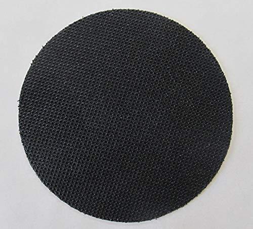 Klett-Ersatz für Schleifteller selbstklebend Ø 55mm - 200mm zum reparieren von Polierteller Schleifteller Stützteller (Durchmesser Ø 55mm)