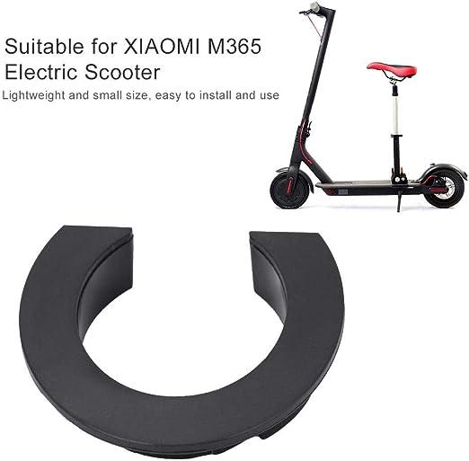 Anillo de Bloqueo para Xiaomi Scooter, Plástico Durable Anillo de Hebilla de Bloqueo Redondo para Mecanismo Plegable para Xiaomi M365 Scooter Patinete ...