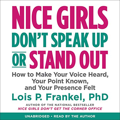 Nice Girls Don't Speak Up or Stand Out Titelbild