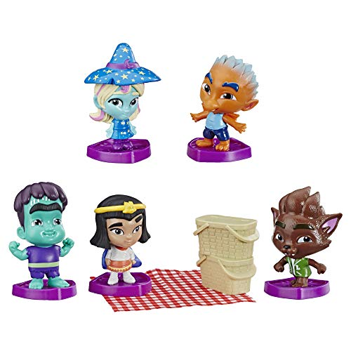 Netflix Super Monsters Moonlight Picnic Collection Pack