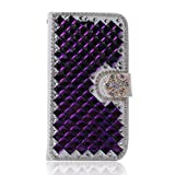Wiko Sunny 2 Case,Gift_Source [Card Slots] Bling Crystal