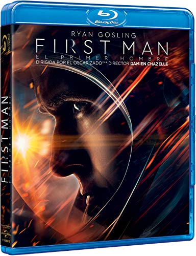 First Man: El Primer Hombre [Blu-ray]