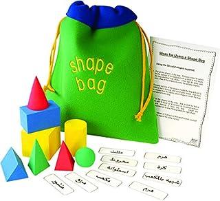Twoey Toys 3D Shape Bag, Multi-Colour, 11ENC08066