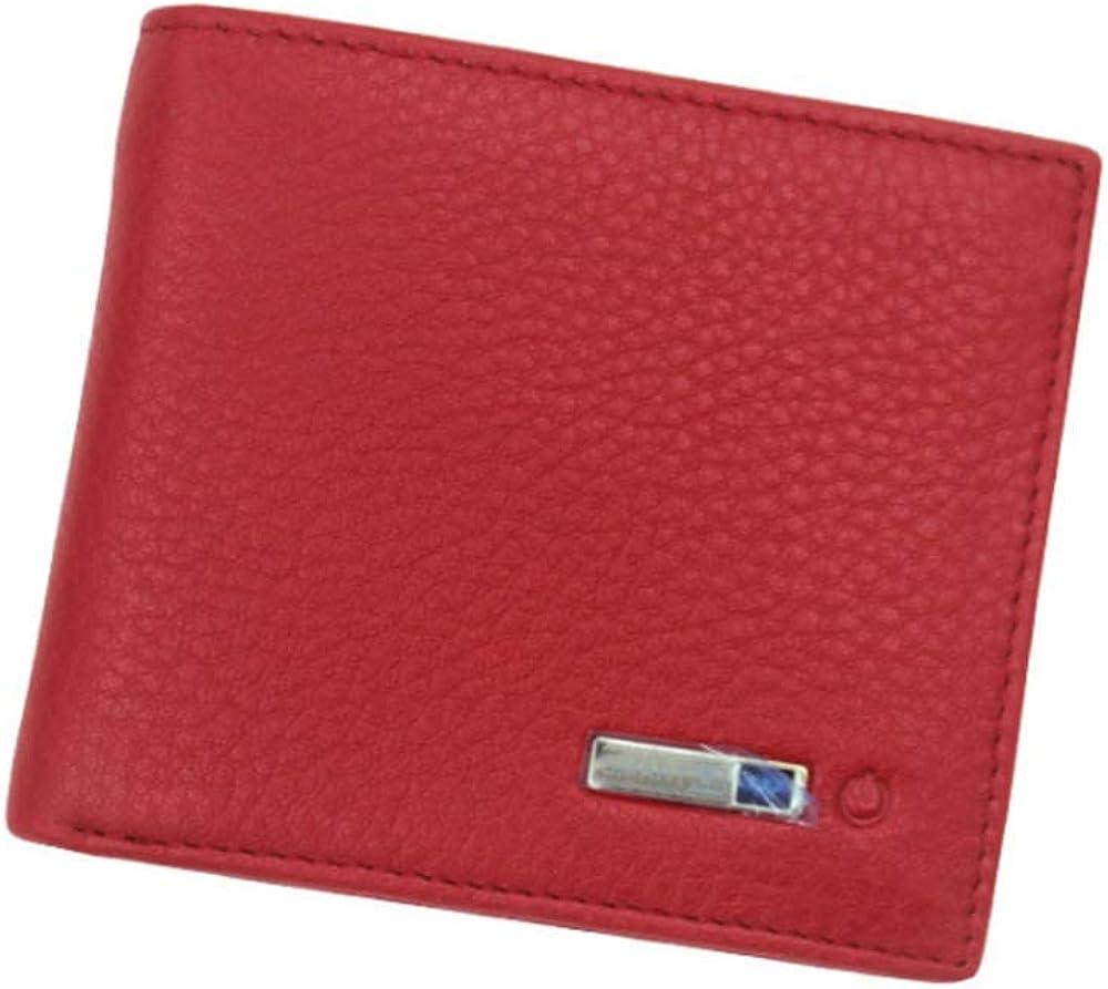 Aokoy,  portafoglio anti-perduto, portafoglio antifurto intelligente con allarme, bluetooth, in pelle 845-060-516