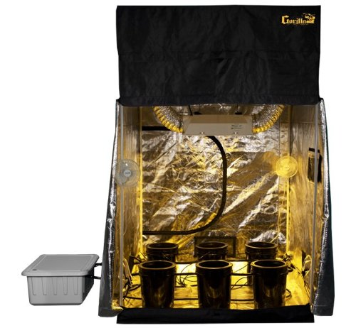 Best Complete Grow Tent Kit for Weed: Reviews (2019 Update) - 420
